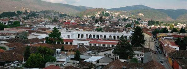 Primeras Ciudades de Chiapas