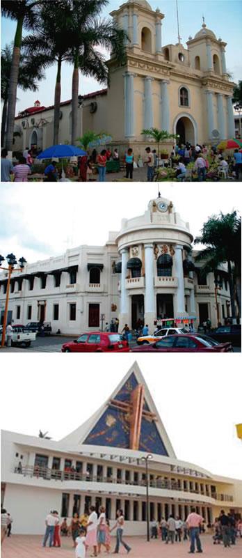 Patrimonio arquitectónico de Tapachula