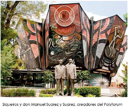 El polyforum era para Cuernavaca don Manuel y el casino