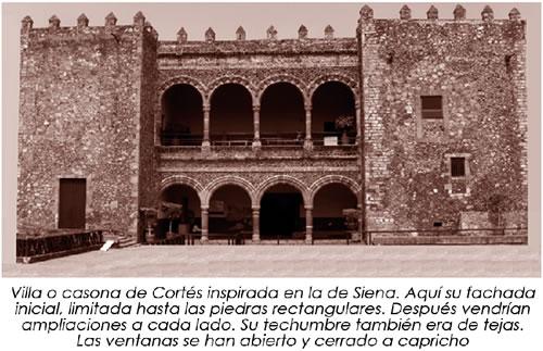 """El """"Palacio"""" de Cortés de Bruselas y Siena a Cuernavaca"""