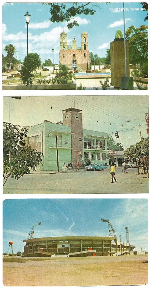 Guasave en postales, a 60 años de ser declarada ciudad