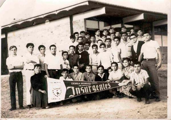 Miguel Vabanillas Leal, 50 años al  servicio educativo