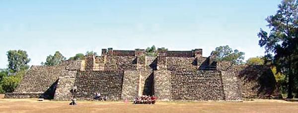 Teopanzolco, Tenochtitlan y Cuauhnáhuac Su relación