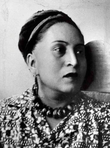 María Izquierdo (1902-1955) 1ª. Pintora Mexicana que expusó en Nueva York