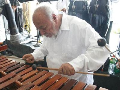 Alberto Peña Rios, gran marimbista tonalteco. (1938- 2011)