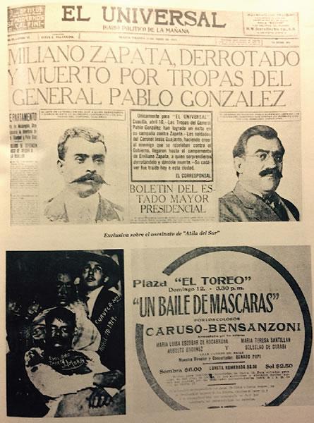 La Música y la Revolución Mexicana.