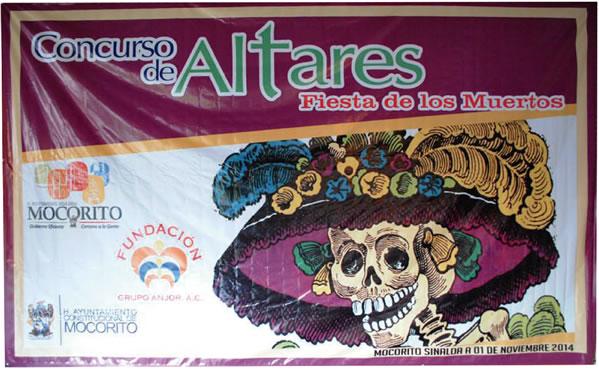 Concurso de altares 2014, Mocorito
