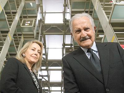 A Carlos Fuentes la novedad del cine le llegó como algo que de niño no esperaba y fue muy feliz: Silvia Lemus