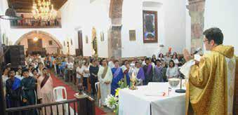 Mocorito en Semana Mayor, turismo cultural en pleno.