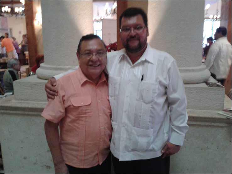LUIS PÉREZ SABIDO, CRONISTA MUSICAL DEL MAYAB