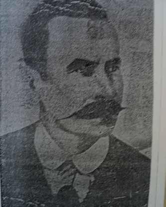 BRAULIO JOSÉ ZORRILLA VERA, PRIMER POETA DE TONALÁ. (1860-1920).