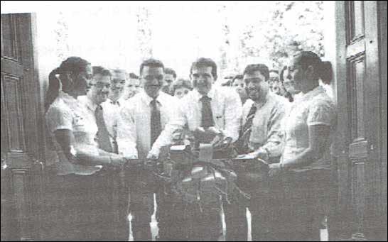 Fundación de la Facultad de Contaduría y Administración -Extensión de Sinalo a de Leyva. Hasta la fecha han egresado seis generaciones