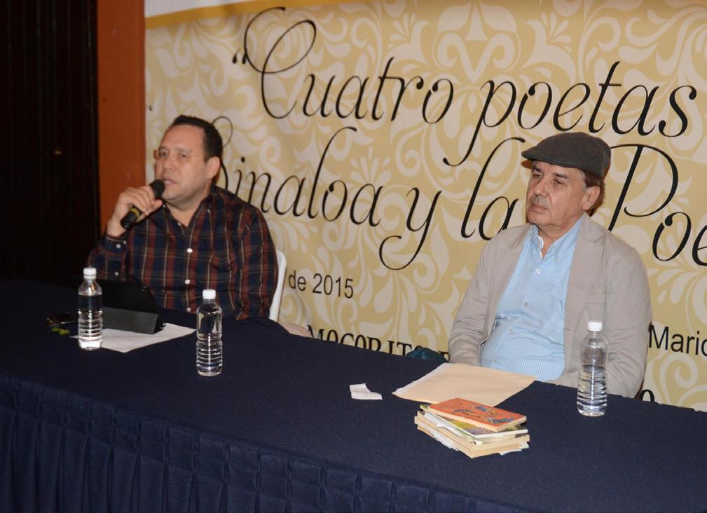 """Un sábado de poesía en la """"Atenas de Sinaloa"""""""