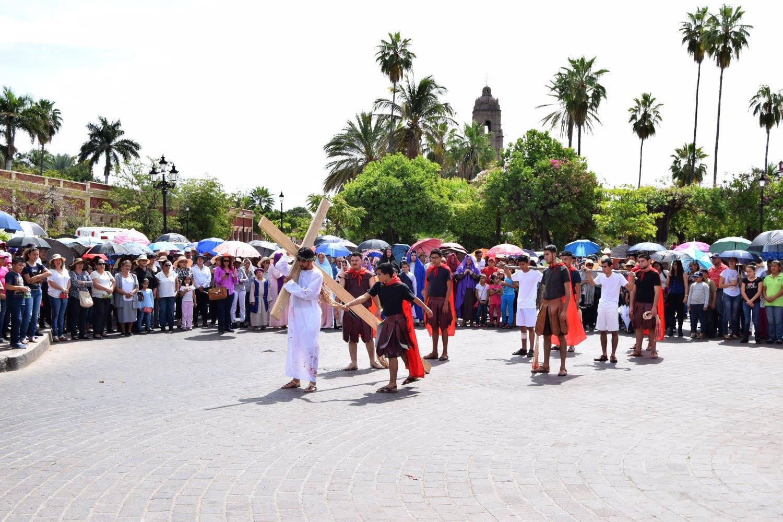 Semana Santa en Mocorito, una nueva experiencia plena de tradiciones.