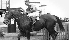 La plebada de  San Benito, Mocorito, cuando corrieron los caballos 1923
