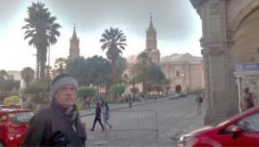 Una vuelta por  Arequipa