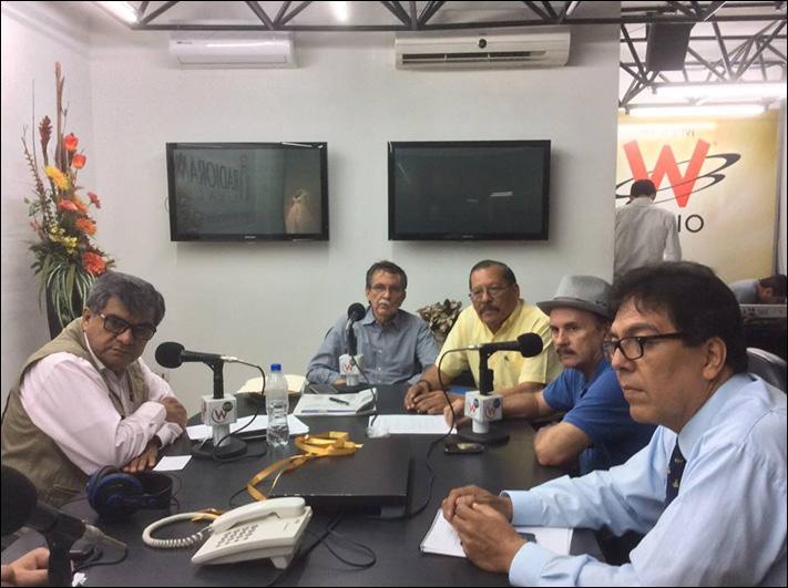 Programa de radio histórico-cultural «DE LA SIERRA AL MAR»