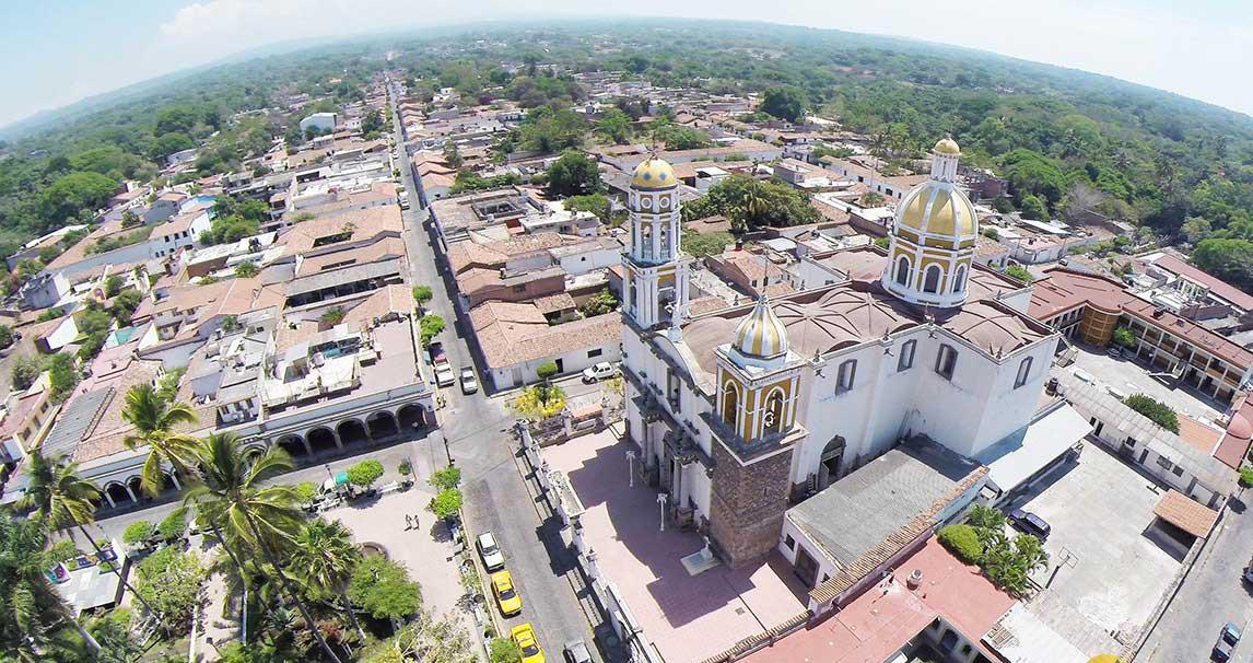 """""""Vizcaíno renacentista, descubierto en Cómala, Colima"""""""
