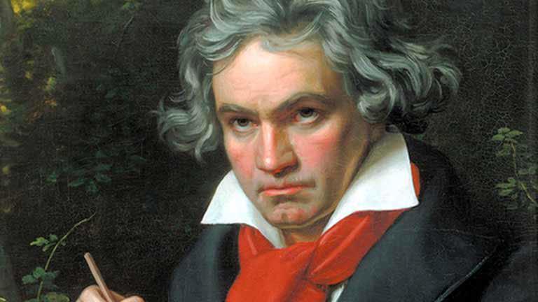 Beethoven y la Novena Sinfonía