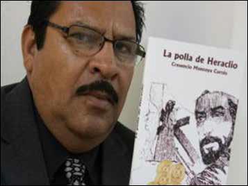 Novelista, historiador y compositor musical CRESENCIO MONTOYA CORTEZ