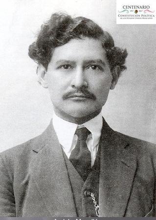 Los Constituyentes Sinaloenses en 1917