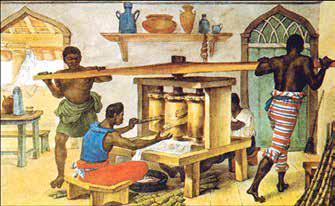 Las primeras empresas en México
