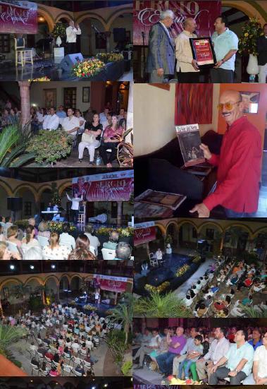 Celebra La Voz del Norte con Sergio Esquivel