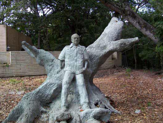DON MIGUEL ÁLVAREZ DEL TORO (1917-1996), CREADOR DE LAS ÁREAS NATURALES PROTEGIDAS DE CHIAPAS CENTENARIO DE SU NATALICIO.