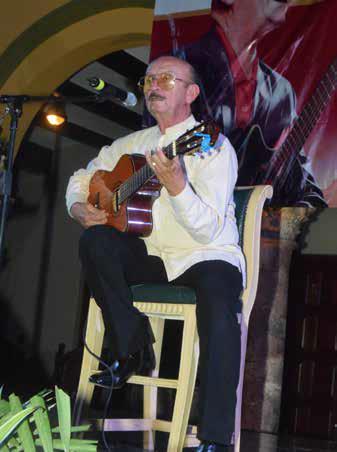 Sergio Esquivel, la canción mexicana contemporánea