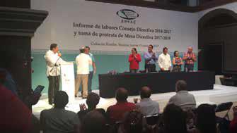 Teodoso Navidad nuevo Presidente de la Academia de Historia de Sinaloa A.C.