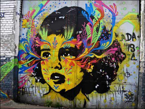 ALTERNANCIAS CULTURALES Street-art