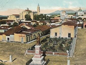 Casas y Barrios de Cuernavaca a finales del siglo XIX