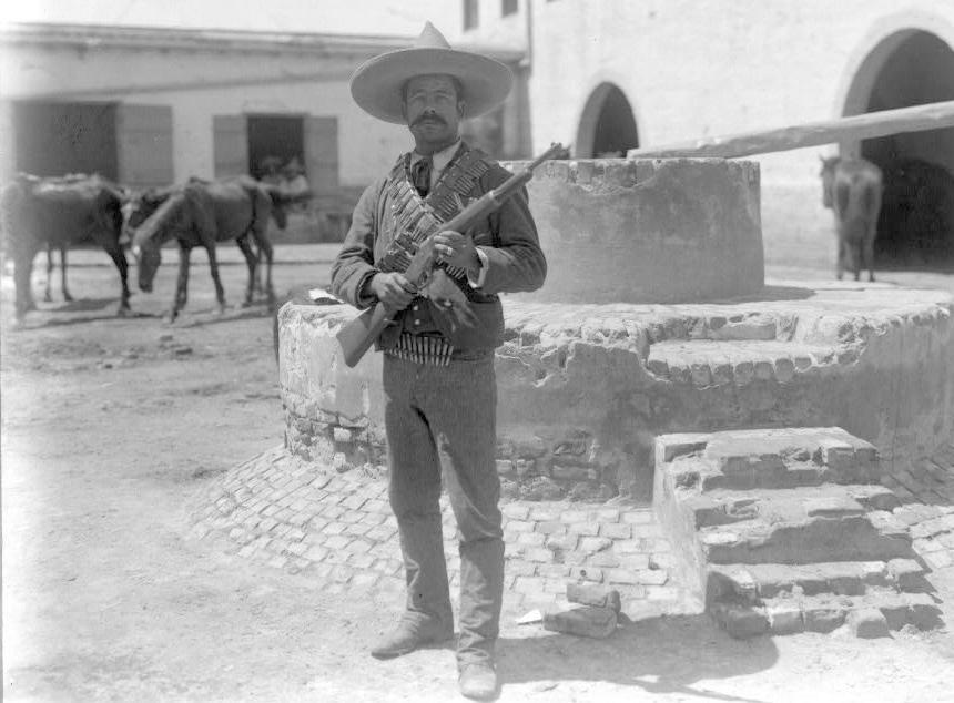 """Manuel Salas Guzmán (a) """"El Moreño"""" Datos de un revolucionario en el Archivo histórico municipal de Concordia."""