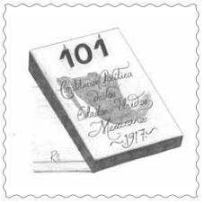 101 años de La Constitución Política Mexicana