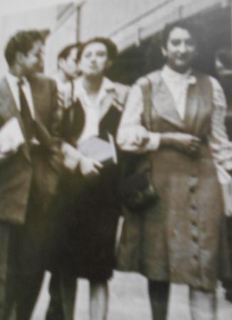 DOLORES CASTRO VARELA (1923- ). A SUS 95 AÑOS