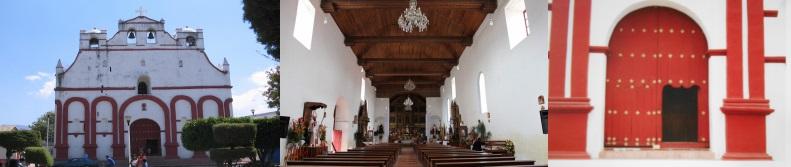 IGLESIA Y RETABLO DE TEOPISCA, CHIAPAS