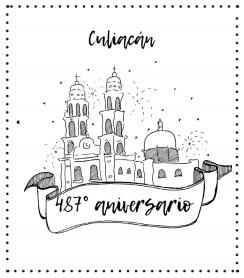 487 Aniversario de Culiacán