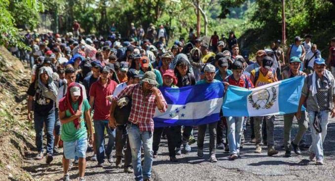 LA MIGRACIÓN HONDUREÑA: ÉXODO DEL HAMBRE, ARMA ELECTORAL DE TRUMP
