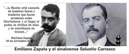 EL LEGADO DEL GENERAL EMILIANO ZAPATA AUTORÍA DEL DOCUMENTO ZAPATISTA PLAN DE AYALA