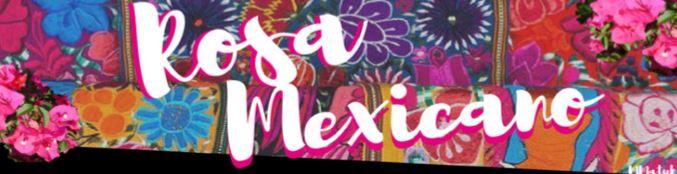 "CULTURA VIVA   ""SO ITIS A MEXICAN PINK"""
