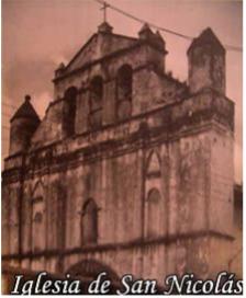 LA IGLESIA DE SAN NICOLÁS DE TOLENTINO DE LOS MORENOS