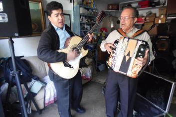 Un magnífico maestro de música                                  Jesús Antemio Beltrán Abitia