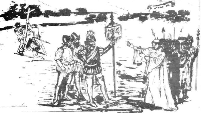 Noticias de la villa de San Miguel de Culiacán en los siglos XVI y XVII