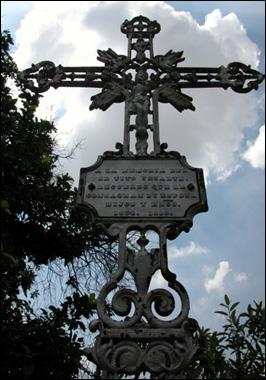 EL PANTEÓN SAN JUAN, SACRALIDAD, IMAGEN: UN ANÁLISIS DE CRUCES
