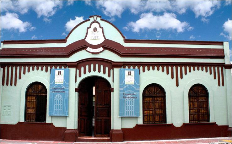 MUSEO DEL CAFÉ EN LA CIUDAD DE TUXTLA GUTIÉRREZ