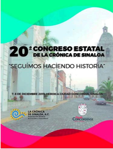 20° ANIVERSARIO DE LA CRÓNICA DE SINALOA A.C.