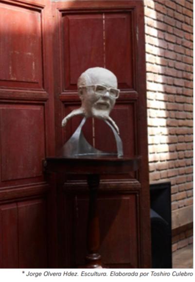 JORGE OLVERA HERNÁNDEZ, PINTOR, INVESTIGADOR, CURADOR, ASESOR DEL MUSEO REGIONAL DE CHIAPAS