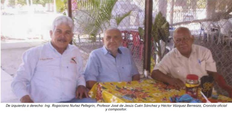 PROFESOR JOSÉ DE JESÚS CUÉN SÁNCHEZ EJEMPLO MAGISTERIAL